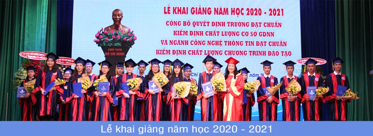 Lễ khai giảng năm học 2020 - 2021